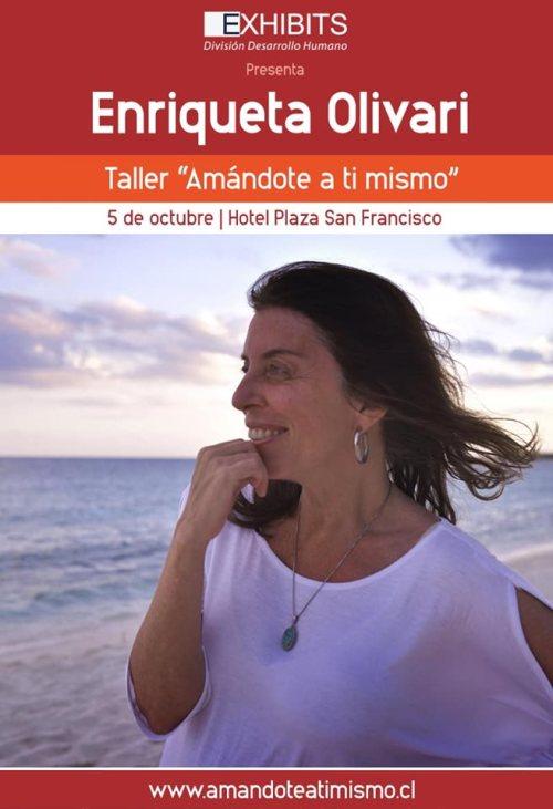 Taller Amándote a ti mismo en Chile